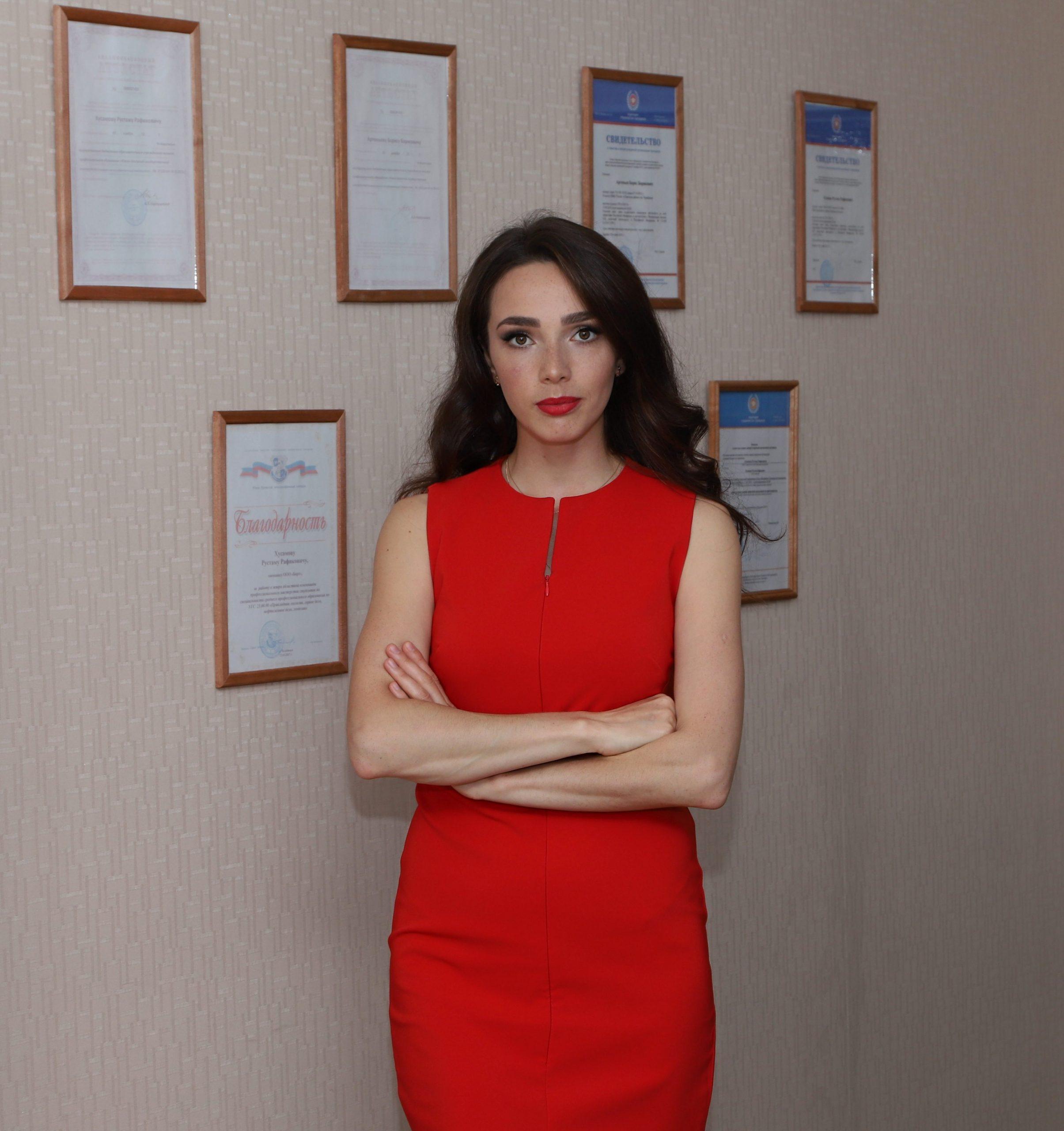 Хмелева Юлия Сергеевна